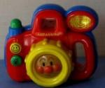 アンパンマンのカメラ