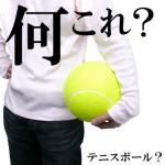 テニスボール風バレーボール [6点]