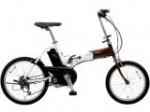 コンパクト折畳み電動自転車BE-EPW072Eいいですよ