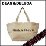 メール便可!【※難あり※ DEAN&DELUCA/ディーン・アンド・デルーカ】大人気!コットントートバッグ DEANandDELUCA-minicottonbag