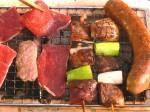 エゾ鹿肉バーベキューセット 【送料無料】