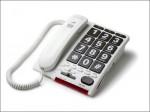 難聴者・高齢者用電話機 ジャンボプラス