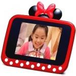 ミニースタイル3.5インチデジタルフォトフレーム framee-M Minnie style