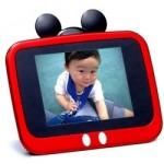 ミッキースタイル3.5インチデジタルフォトフレーム framee-M Mickey style