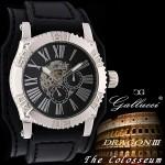 Gallucci DRAGON III Colosseum ハンドメイド ブラックブラック