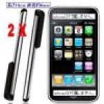 iPhone3G/3GS対応タッチペン2本セット