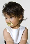 Elodie Details おしゃぶり - Pacifiers - Exclusive Collection Gold