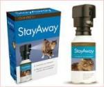 オートマチック猫避けセンサー Contech StayAway Automatic Pet Deterrent