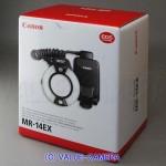 CanonキャノンマクロリングライトMR-14EX