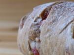 クランベリーと胡桃のライ麦パン