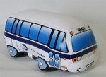 NYC Squeeze Bus Toy