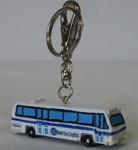 MTA Bus Keychain