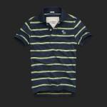アバクロ/ポロシャツ:MacIntyre Range - Navy