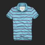 アバクロ/ポロシャツ:MacIntyre Range - Turquoise