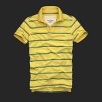 アバクロ/ポロシャツ:MacIntyre Range - Yellow