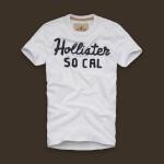ホリスター/Tシャツ:Oceanside - White