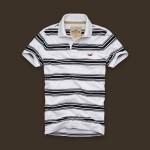 ホリスター/ポロシャツ:Silver Strand - White Stripe