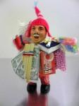 ザ!世界仰天ニュースで紹介され大人気のエケコ人形