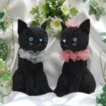 ウェルカムドール/ウェルカムキャット 黒猫