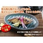 【送料無料】 電子レンジ調理器 ふしぎなお皿(レシピ本付き) 【4枚セット】