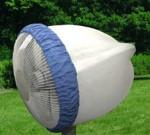 『風きれい』家庭用扇風機取り付けタイプ