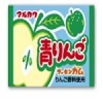 丸川製菓 青りんごガム1個入