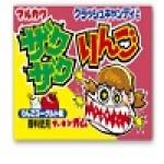 丸川製菓 ザクザクりんごガム1個入