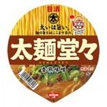 日清太麺堂々 香熟味噌108g