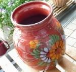 イタリア製のおしゃれな花瓶