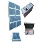 ソーラー発電・蓄電池セット(300W)