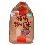 手間ひまかけた特別栽培米・大地の恵み