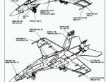 FA-18ホーネット戦闘機のフライトマニュアル PDF版 送料 無料