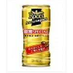 JT飲料 ルーツ アロマインパクト 微糖スペシャル185g缶