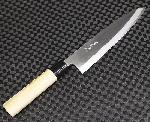 切れ味抜群!魚料理を中心とした料理包丁(一般に刺身出刃包丁と呼ばれる)本鍛造 身卸し包丁