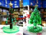 魔法の水を注いで数時間・・・クリスマスツリー (BIG)♪