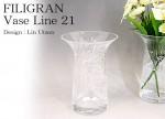 ローゼンダール フィリグラン フラワーベース ライン 21