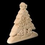 【イタリア製クリスマスパズル】 DOLFI クリスマスツリー