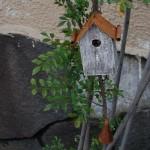 ミニョンバードハウスWH HANGING BELL