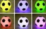 LEDライト サッカーボール