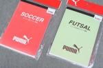 サッカーグッズ(プーマ) サッカー・フットサル用 出場選手提出用紙