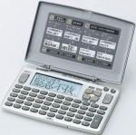 国語・英和・和英辞典収録電子辞書/ D176-06