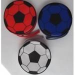 サッカーボール型DVDケース