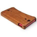 XPERIA AX SO-01E木製ケースカバー