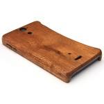 XPERIA VL SOL21木製ケースカバー