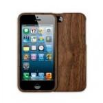 individual iPhone5ウッドケース Walnut