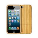 individual iPhone5ウッドケース Bamboo