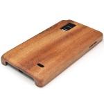 Optimus G LGL21(オプティマス)木製ケース