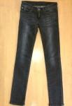 マウジー小さいサイズスキニージーンズ黒23