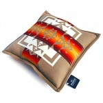 PENDLETON ペンドルトン XP573 Chief Joseph Pillows KHAKI