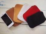iPhone/スマートフォン 対応 「エルク」革製ケース